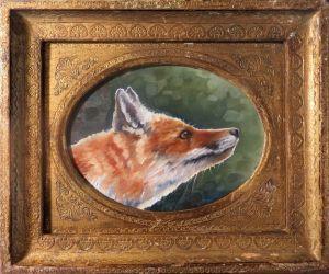 'A Spring Fox'